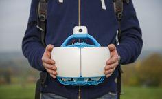 Fleye le drone sécurisé et open-source en forme de ballon