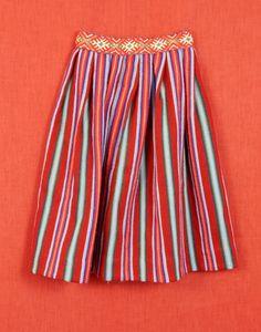 South Estonia - Põlva Childs Skirt