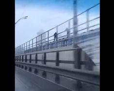 """У Києві малолітки осідлали вагон метро, свідки охнули - """"Чому в Дніпро не стрибнули?"""" Bridge, Bridge Pattern, Bridges, Attic, Bro"""