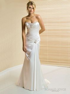Gowns for Petite Brides | Wedding Gown Tips for the Petite Bride | Wedding Websites by eWedding ...