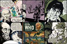 Crítica | Doctor Who Annual – Quadrinhos (1967 – 1970)