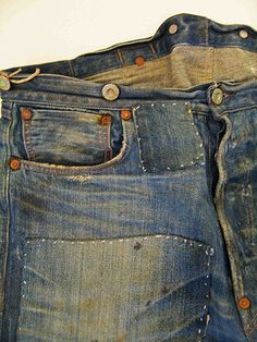 Selectism – Levis 501XX Special Edition Spur Bites and Barnyard Jeans