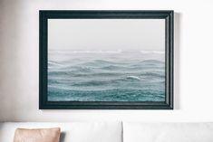 Ocean, Frame, Home Decor, Picture Frame, Decoration Home, Room Decor, The Ocean, Frames, Home Interior Design
