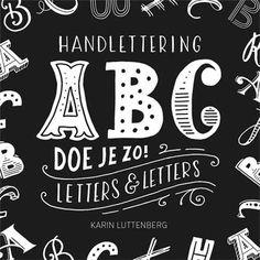 Handlettering ABC doe je zo! - Karin Luttenberg