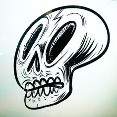 Ok. Promise i won't draw another skull this week...  November 13 2015 at 09:21AM