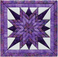 Starburst Quilt....I  would love to have this!!