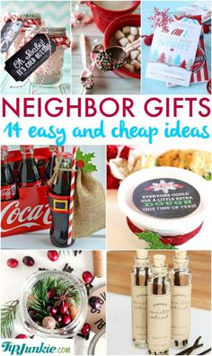 Cheap Christmas gift ideas to make for neighbors are chic, cheap, and easy are here at your finger tips! These fun things to make and home made gifts are… Christmas Gifts For Coworkers, Diy Christmas Gifts For Family, Handmade Christmas Gifts, Homemade Christmas, Simple Christmas, Holiday Gifts, Santa Gifts, Christmas Ideas, Christmas Crafts