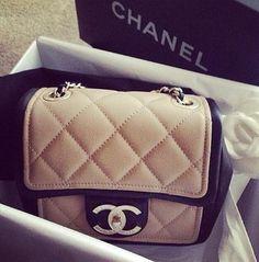 Chanel Bag shared by Liz on We Heart It Beautiful Handbags, Beautiful Bags, Chanel Handbags, Purses And Handbags, Celine, Chanel Boutique, Cute Bags, Henri Bendel, Clutch Wallet
