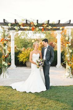 Fall wedding ideas. Click to see more on the blog! by JoPhoto