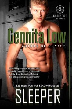 SLEEPER (Crossfire series Book 3) by Gennita Low, http://www.amazon.com/dp/B006GQNB7Q/ref=cm_sw_r_pi_dp_w5QUub1FQM8FV