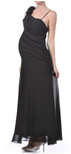 Cielo Formal Maternity Dress-Cielo Formal Maternity Dress