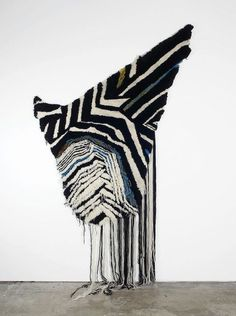 textileartlove: Caroline Achaintre
