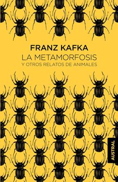 Franz Kafka - The Metamorphosis Book Cover Design, Book Design, Love Book, This Book, Books To Read, My Books, Forever Book, Cool Books, Book Writer