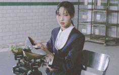 Gfriend Album, G Friend, Sirens, South Korean Girls, Girl Group, Insight, Songs, Shit Happens, Fictional Characters