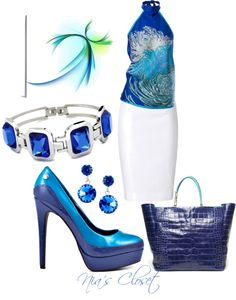 """""""The Motion in the Ocean"""" by stephanie-felder on Polyvore"""