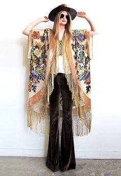 Kimono kimono kimono, indispensable en primavera verano y fiestas
