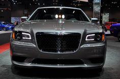 2013 Chrysler 300 SRT8 (Front LEDs)