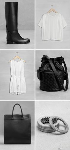 & OTHER STORIES MOOD BOARD // alostplace.com : Minimal + Classic | Nordhaven Studio