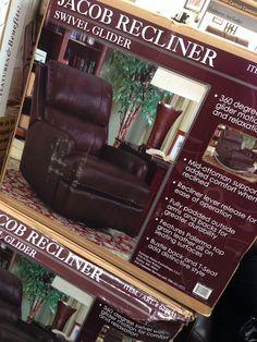 Amazing Jacob Leather Recliner   Swivel Glider At Costco