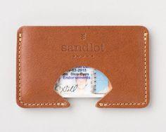 Credit Card Wallet - Horween® Rio Latigo
