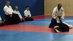 AIKIDO - Stage de Préparation au Passage de Grade DAN et Kyu du 27 janvier 2018 - AIKIDO-BUDO. Vidéo N°2 by Americo Mariano. #aikido #stageaikido