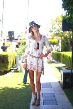 Coachella Street Style 2015 - Style Photos from Coachella 2015 Music Festival