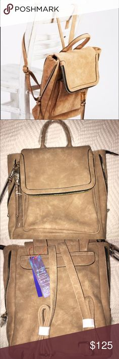 🆕 Free People/Violet Ray Vegan Suede Backpack NWT Free People/Violet Ray Vegan Suede Backpack. Please view all photos and ask any questions you may have prior to purchasing. ❌No Trades❌ ✨✨Sold Out Item! Comments on price will get you blocked; I have to account for what I paid/tax/shipping & posh fee's. Thanks!✨✨ Free People Bags Backpacks