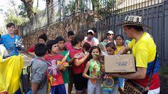 Colombia presente en Paraguay.