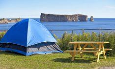 Découvrez les meilleurs campings en bord de mer de la Gaspésie avec des photos instagram de Voyageurs et planifiez vos prochaines vacances au Québec!