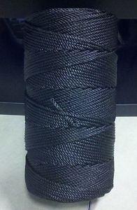 36 Tarred Nylon Twine 486 ft Roll Bushcraft Bank Line Cordage   eBay