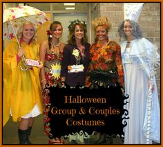 35 Halloween Group & Couples Costumes | events to CELEBRATE!