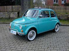 Fiat 500F or Berlina (1965-1973).