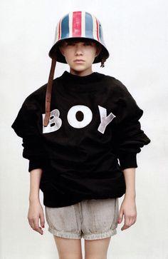 tavi // BOY
