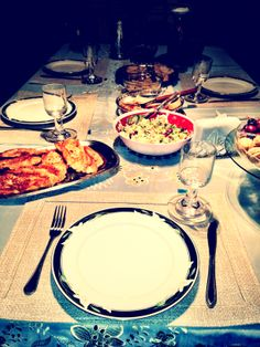 Mais da mesa de Natal da Suely, com os jogos americanos Tweed Areia. Lindo! www.704home.com.br