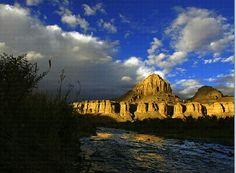 Montanha Tibet