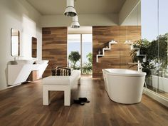 wood effect wall tiles - Google Search