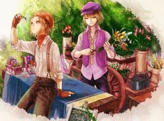 Harvest Moon: Tale of Two Towns | Ash and Cam