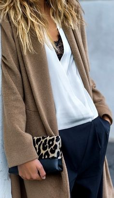 neutrals with leopard.