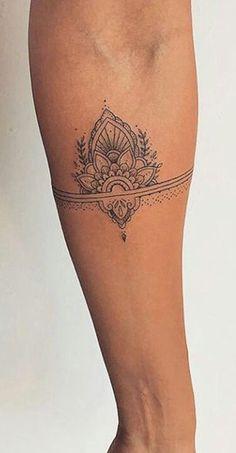 Hübsche schwarze Henna Lotus Forearm Ta... - #Forearm #Henna #hübsche #lotus #Schwarze