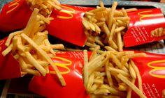 McDonalds French Fries!!! Im lovin it hah(;