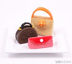 These cookie purses are edible (and adorable!)