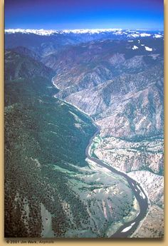 The River of No Return.  Probably the closest thing to true wilderness remaining in the United States. I'd like to retreat into the wild there and fight for survival for a couple of months.
