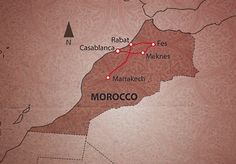 Imperial Morocco Luxury Travel Tours & Trips | Peregrine Reserve