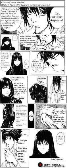 Death Note BEYOND 3 by Rue-Ryuzaki on DeviantArt