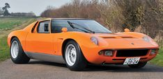1969 Lamborghini Miura S 'Jota' up for Auction
