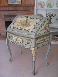 French Style Writing Desk......