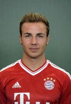 Mario Gotze #Bayern Munich