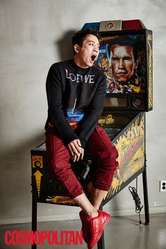 Joo Sang Wook channels his inner child in fun shoot with 'Cosmopolitan'… Korean Star, Korean Men, Birth Of A Beauty, Cunning Single Lady, Joo Joo, Joo Sang Wook, Saranghae, Cosmopolitan Magazine, Good Doctor