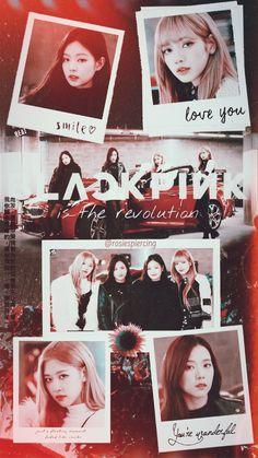 Blackpink Lisa, Blackpink Jennie, Kpop Aesthetic, Pink Aesthetic, Blackpink Wallpapers, Picsart, Foto E Video, Photo And Video, Blackpink Poster