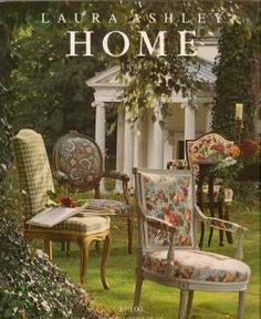Vintage Home Decor Louis Xiv, Laura Ashley Home Decor, Ashley Store, Home Catalogue, Romantic Cottage, Outdoor Furniture Sets, Outdoor Decor, California Style, Home And Deco